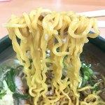 92882383 - 味噌らーめんの麺