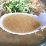 92882388 - 味噌らーめんのスープ