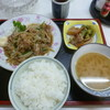 埼玉屋食堂 - 料理写真:'18/09/17 しょうが焼定食(税込700円)