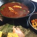 海鮮れすとらん 魚輝水産 JR平野駅前店 - 魚のアラの赤出汁♡