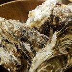 かきっこ商店 - 1㎏焼牡蠣 これを食べるのが一番良い