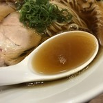 らーめん にじいろ - 無化調スープ