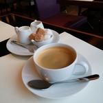 カフェ・トロワグロ - ホット