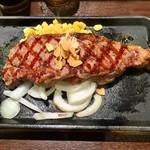 いきなりステーキ - アンガス牛サーロイン