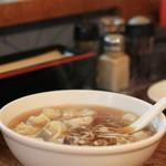 中華亭 - 料理写真:ワンタン