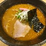 自然派ラーメン処 麻ほろ - こってり味噌(850円)