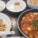 シーホース - 麻婆豆腐ランチ