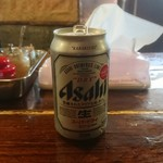92895515 - 高級・缶ビール  ¥ 450 - 也