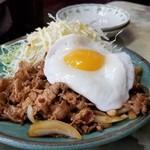 玉蘭 - 豚スタミナ炒め