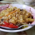 玉蘭 - ミニカレー丼