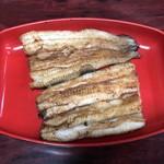 青柳川魚店 - 料理写真:白焼
