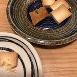 SOBA満月 - クリームチーズ味噌漬け