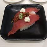 魚べい 函館本通店 - まぐろとチーズサクサク醤油