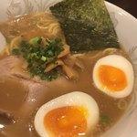 麺僧 - 味玉ラーメン(醤油)720円