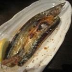 居酒屋ふら~っと。 - 秋刀魚の開き 380円