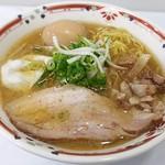 狼スープ - 【自然卵入り味噌らーめん】¥1134