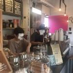 リトルナップコーヒースタンド - 店内