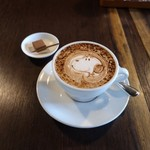 TOKUSHIMA COFFEE WORKS - カプチーノ