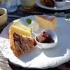 ふみきり野cafe - 料理写真:おまかせスィーツ盛合せプレート 700円