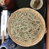 わか松 - 料理写真:ざるそば