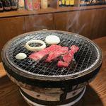和牛焼肉 海 - サーロインステーキ