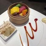 Kageyamarou - 蒸し野菜