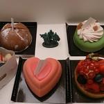 92903681 - ケーキたち