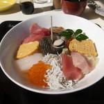 魚寅 - 海鮮丼