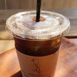 アーセンプレイス - ドリンク写真:アイスコーヒー