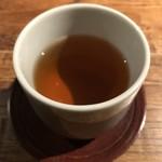 蕎麦懐石 無庵 - 蕎麦茶