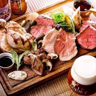 熟成肉の概念が変わる「門崎熟成肉」などブランド肉をご用意