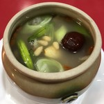 春香楼 - 参鶏湯