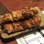 炭火焼とり 安喜 - 料理写真:やきとり1本210円(税別)