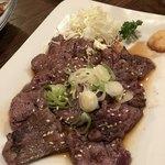 居酒屋 大ちゃん - 牛レバ焼(しっかり焼)