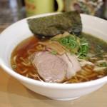 魂麺  - 料理写真:魂の中華そば
