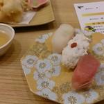 魚倖 - 本日の一押し三昧 700円