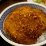 大衆食堂正広 - (2018/7月)ミニタレカツ丼