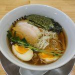 サスケ - サスケ(特製醤油ラーメン 1,000円 ※ちぢれ麺 選択)
