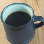 カルダモン - ホットコーヒー