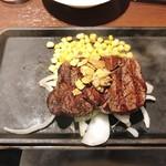 いきなり!ステーキ - 料理写真:ヒレ200g ミディアム焼