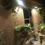 レストラン 山猫軒 - 窓から阿佐ヶ谷駅方向の夜景が美しい