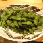はざど - 茹でたての枝豆