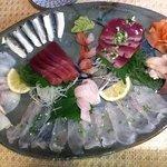 寿司屋の宮城野 - 料理写真:刺身盛り合わせ