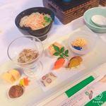 旬の料理とお湯の宿「常盤荘」 - 料理写真: