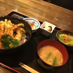 92921201 - 穴子天丼1000円