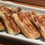 氣楽 - 料理写真:肉厚でほどよい脂ののりと柔らかさ    伊勢若松産