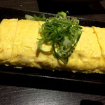 個室居酒屋 にくきゅう 肉×九州料理 - 出汁巻き卵