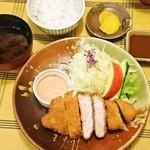 92925610 - ◆とんかつ定食 1,250円