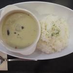 ソイベジ - グリーンカレー 620円