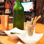 うなぎ屋酒坊・画荘 越後屋 - ビールとお投資